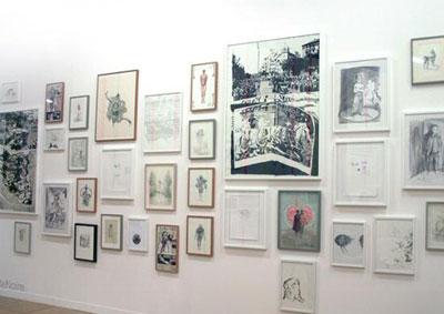 salon du dessin contemporain montpellier 009 drawing